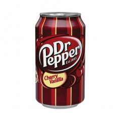 Dr Pepper Cherry Van